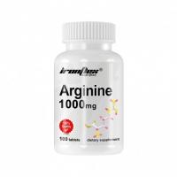 IronFlex Arginine MAX 1000 мг 100 таблеток