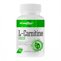 IronFlex L-Carnitine Green Tea 90 таб