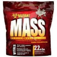 FitFood Mutant Mass 2,2 кг (5.5 lb)