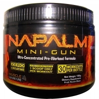 Muscle Warfare Napalm 30 порций