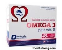 Olimp Labs Omega 3 (45%) vit E 120 капс