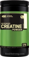 Optimum Nutrition Micronized Creatine Powder EU (177 serv) 634 g