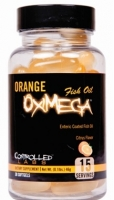 Controlled Labs Orange OxiMega Fish Oil 30 софтгель