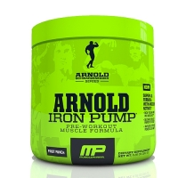MusclePharm Arnold Schwarzenegger Series: Iron Pump 180 грамм (6,35 OZ)