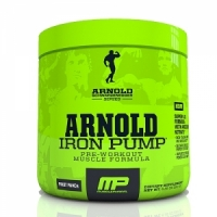 MusclePharm Arnold Schwarzenegger Series: Iron Pump 4 грамма