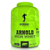 MusclePharm Iron Whey Arnold Series 2.2 кг (5 lb)