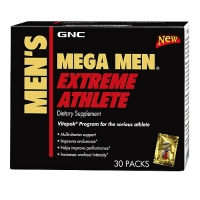 GNC Mega Men Extreme Athlete 30 пак