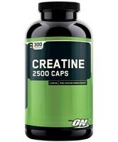 Optimum Nutrition Creatine 2500 300 капс