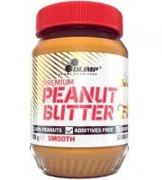 OLIMP Peanut Butter crunchy - Арахисовое Масло - 700 грамм