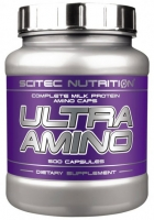 Scitec Nutrition Ultra Amino - 500 капсул