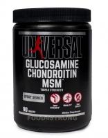 Universal Glucosamine Chondroitin MSM 90 таб