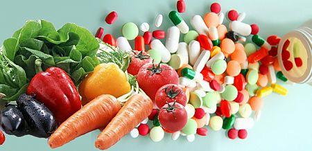 Отличия натуральных витаминов от химических
